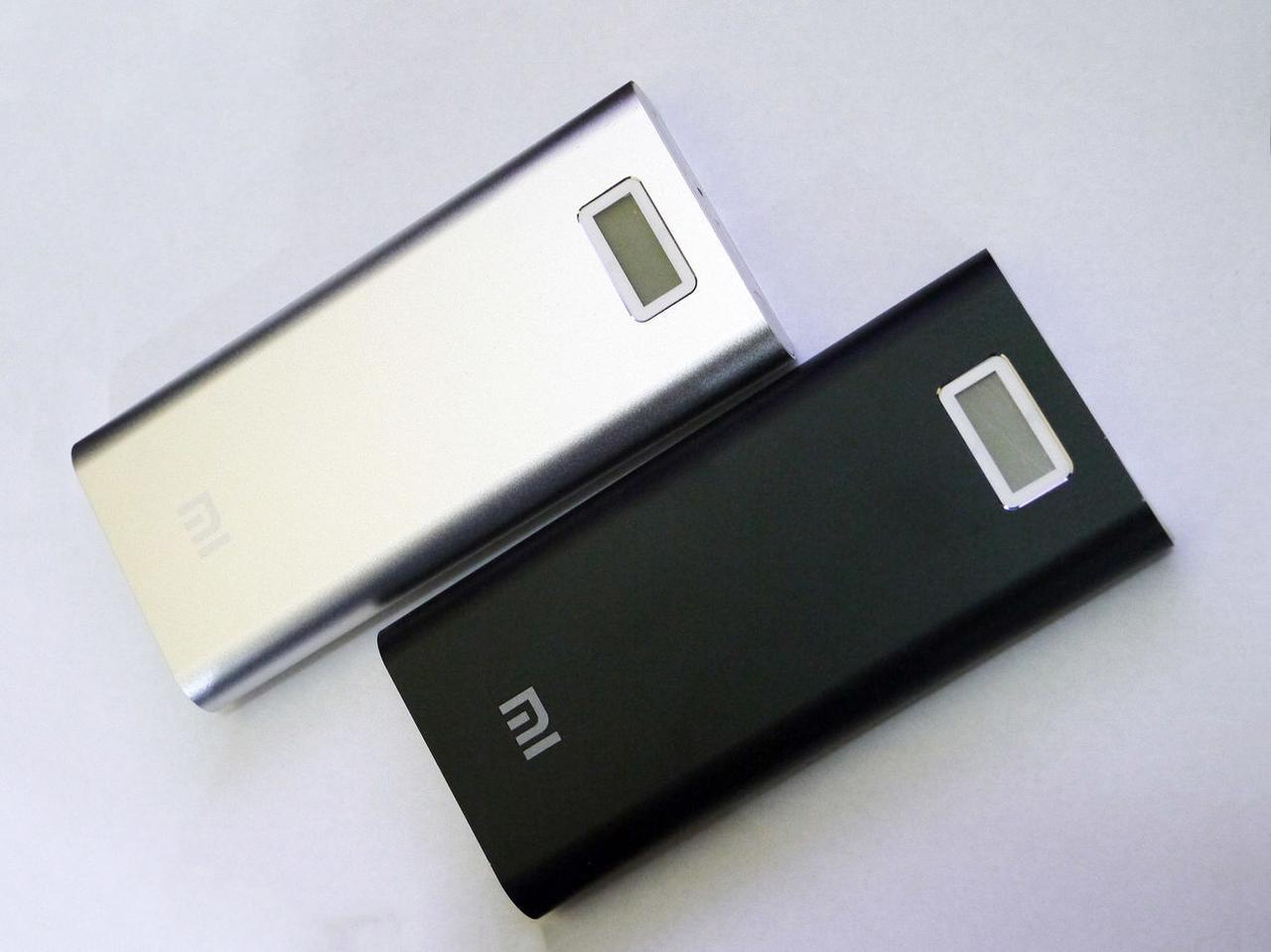 Power Bank Xiaomi Mi 28800 mAh LCD металл