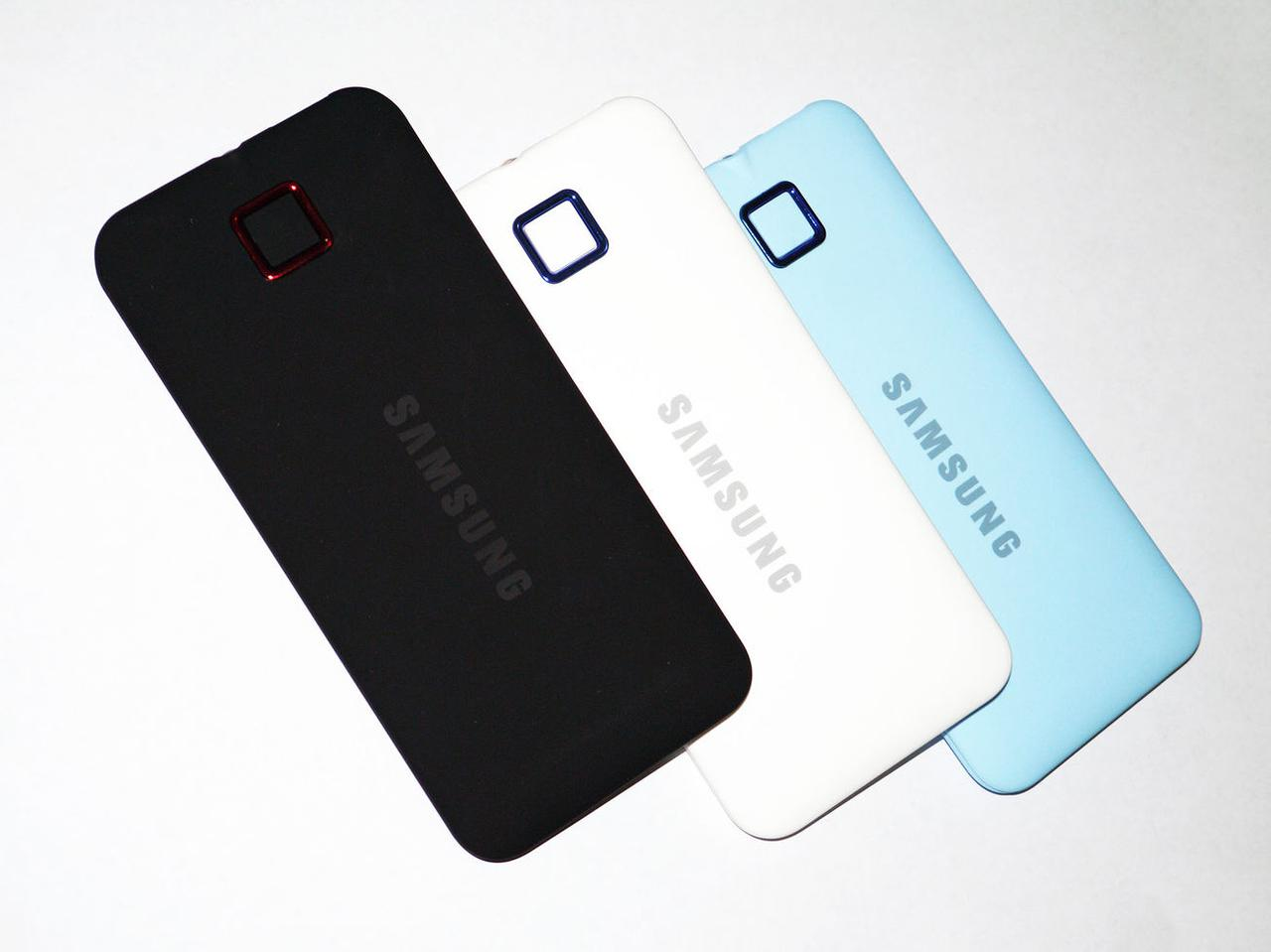 Samsung 25000 mAh Slim Power Bank 1xUSB Софтпластик (copy)