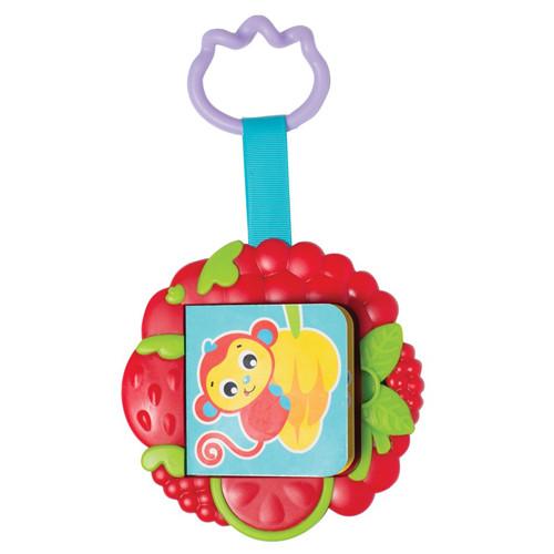 0185483 - Іграшка Playgro прорізувач Книжка