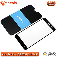 Защитное стекло Mocolo Zenfone 3 ZE552KL (Black)