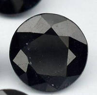 Натуральный темно синий сапфир 2.8-3mm