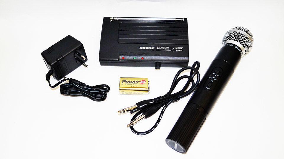 Shure SH-200 Радиомикрофон (copy)