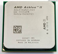 Процессор AMD Athlon II X4 631 2.6GHz Socket FM1