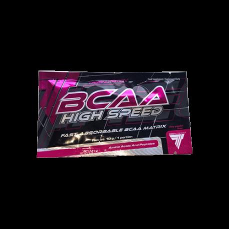 TREC BCAA high speed 10 g, Трек БЦАА Хай Спид 10 грамм