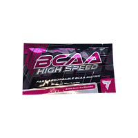 TREC BCAA high speed 10 g, Трек БЦАА Хай Спид 10 грамм