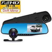 DVR 101 T1 Full HDЗеркало заднего вида с видео регистратором