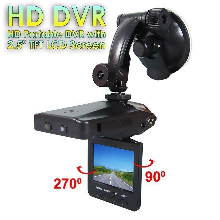 Видеорегистратор DVR 198 FullHD