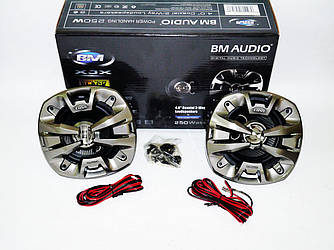 Динамики Boschmann BM Audio XJ2-4533 M2 (250W) 10 см