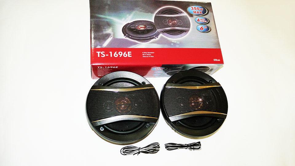Динамики Pioneer TS-1696E (350 W) 16 см