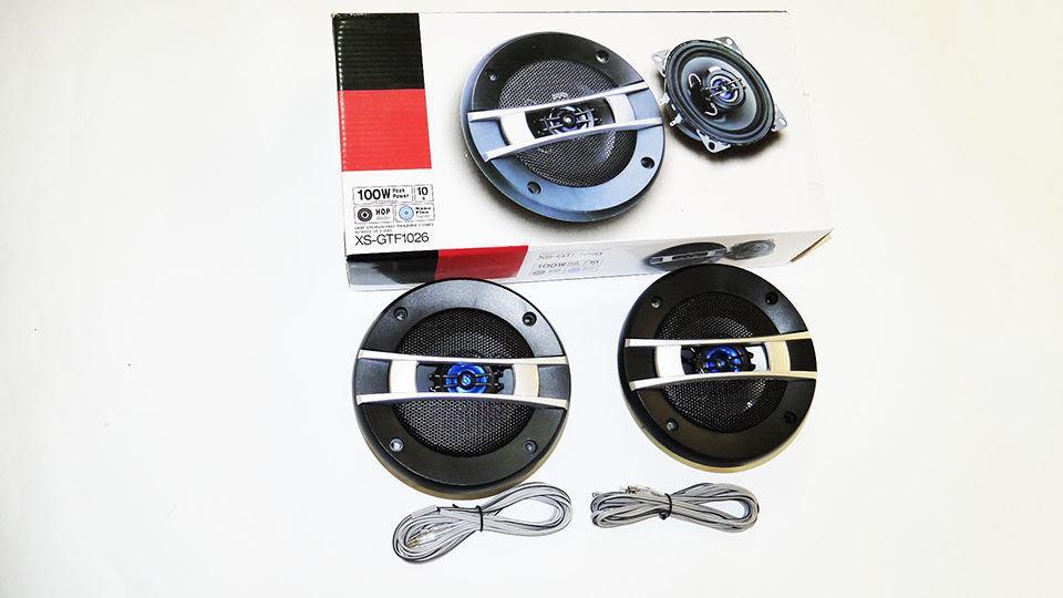 Динамики Sony XS-GTF1026B (100 Вт)10 см