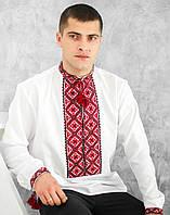 Вишита сорочка (домоткане полотно)