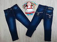 """Джинсы """"Istambull"""" для девочки с вышивкой"""