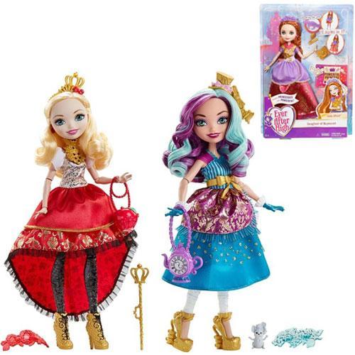 Кукла «Отважная принцесса» в асс. Ever After High