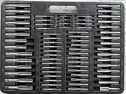 Набор метчиков и плашек Forsage B110-1 (110 предметов) , фото 3