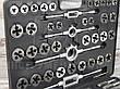 Набор метчиков и плашек Forsage B110-1 (110 предметов) , фото 4