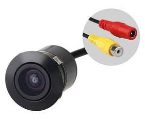 Универсальная видеокамера заднего вида E306 в бампер