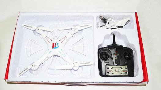 Квадрокоптер 8969 X5C