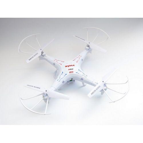 Квадрокоптер X5C-1 с Wi-Fi камерой