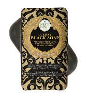 """Мыло """"Черное"""" Шикарная серия - Nesti Dante Luxury Black Soap 250г. (Оригинал)"""