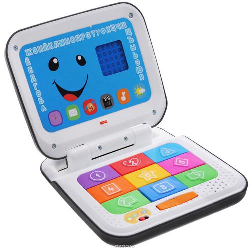Інтерактивний комп'ютер з технологією Smart Stages  Fisher-Price