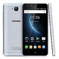 Doogee Y6C 5.5 Дюймов Смартфон Android 6.0 MT6737 Quad Core мобильный телефон 2 ГБ RAM 16 ГБ ROM Отпечаток, фото 1