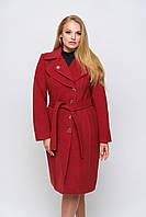 Пальто из зимнее,кашемир