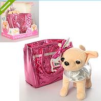 Собачка в сумочке Кикки М3642 (аналог chi chi love)