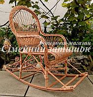 Удобная кресло качалка