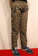 Спортивные штаны на флисе зимние от 8 до 16 лет на рост 134-164см. Фирма -Niebieski Польша.