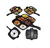 Сковородка универсальная Magic Pan на 5 отделений, фото 4