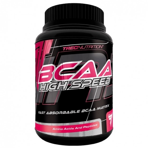 TREC BCAA high speed 900 g, Трек БЦАА Хай Спид 900 грамм