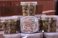 Живые оливки Чериньелла Ficacci из Южной Италии