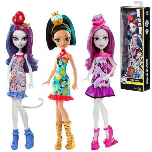 Лялька «Страх як солодко» в ас. Monster High