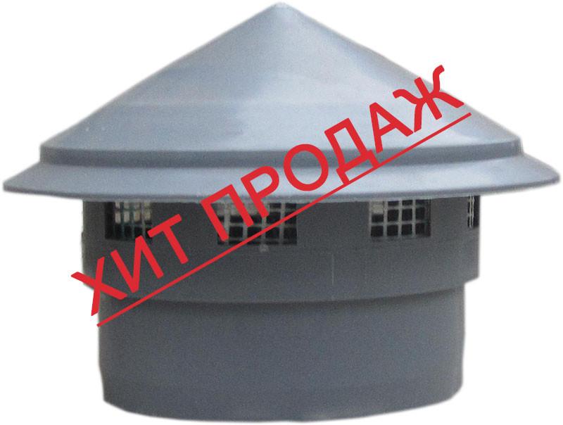 Грибок канализационный 110 на обрезаную трубу (грибок вентиляционный)