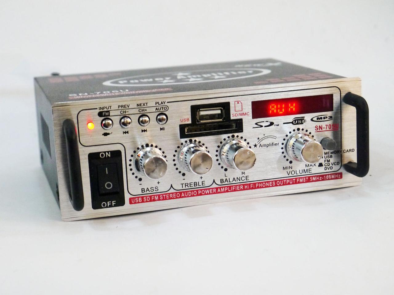 Усилитель звука Xplod SN-705U