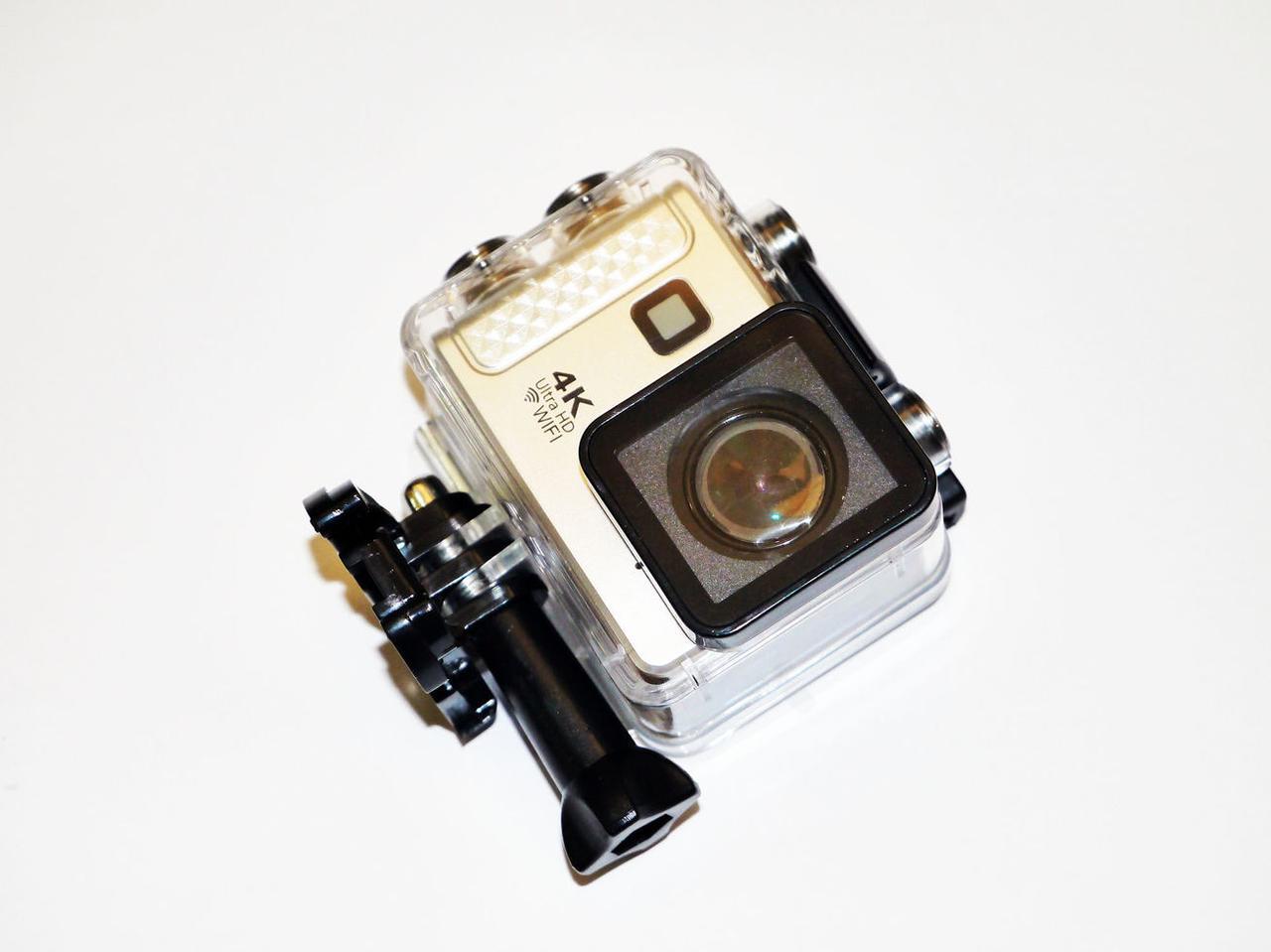Экшн камера Sports Ultra HD H609 WiFi 4K