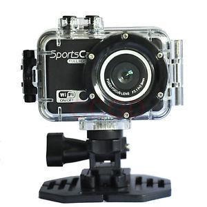 Экшн камера SportsCam Wifi F39