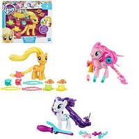 """Набір іграшковий """"Поні зі святковими зачісками"""", серія """"MLP-Моя маленька Поні"""", в асорт."""