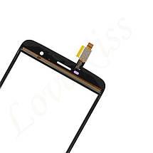 Сенсорний екран HOMTOM HT17 BLACK, фото 2
