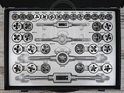 Набор метчиков и плашек FORSAGE M110-1 (110 предметов), фото 3