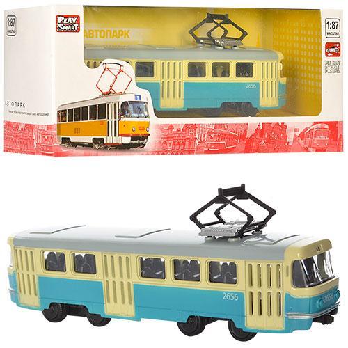 Трамвай 6411C