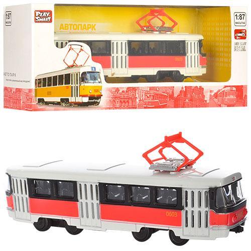 Трамвай 6411D