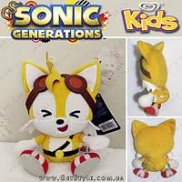 """Игрушка из серии героев Sonic Kids - """"Little Tails"""" - 23 см., фото 1"""