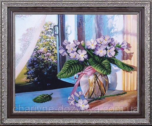 Набор для вышивки бисером Нежная вуаль, фото 2