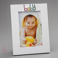 """Фоторамка """"Baby"""" (15*20 см, ф - 10*15 см)"""