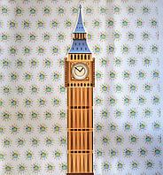 Биг Бен. Настенная декорация для кабинета английского языка 120х21 см