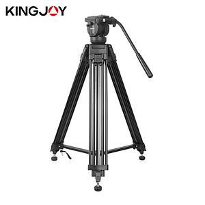 Професійний видеоштатив Kingjoy VT-2500 (max. навантаження 12 кг)