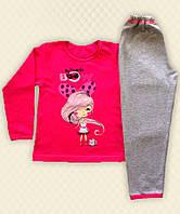 TM Dresko Пижама детская Девочка накат начес (71067)