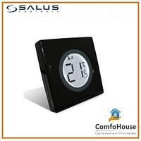 Проводной суточный термостат Salus ST320PB, сенсорное управление
