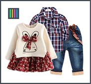 "Одежда детская ""Lucky_kids"""